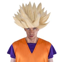 Perruque Sangoku manga Dragon Ball