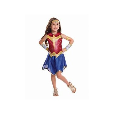 wonder woman justice league fille