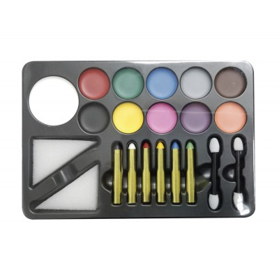 Palette de maquillage 11 couleurs