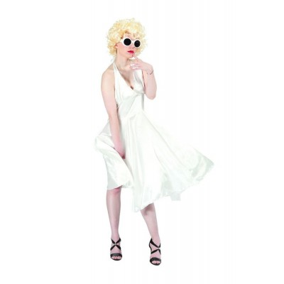 Costume adulte Marilyn - taille unique