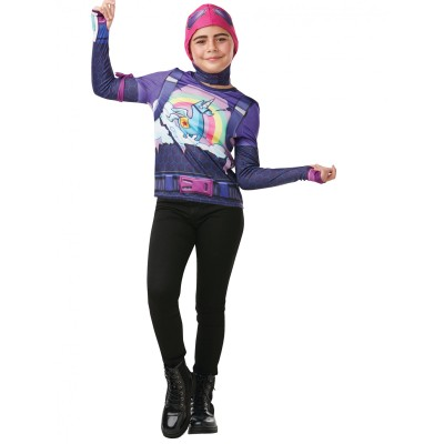 top+cagoule brite bomber fortnite enfant