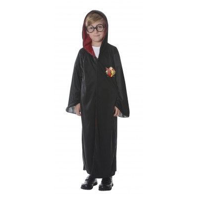 costume enfant harry potter avec capuche