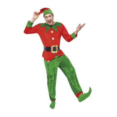 Costume adulte lutin homme