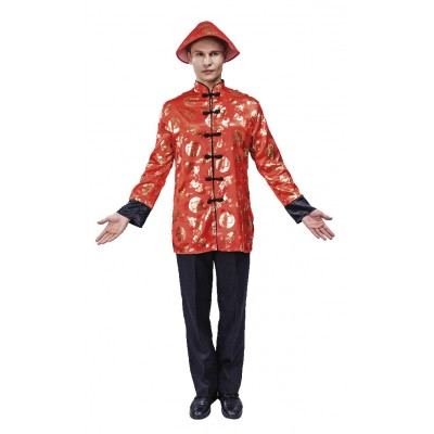 Costume adulte chinois
