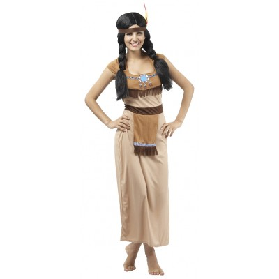 Costume femme indienne