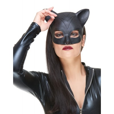 Masque loup en latex Catwoman