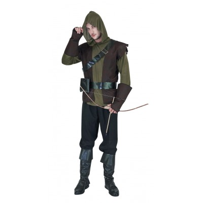 Costume adulte archer - S/M
