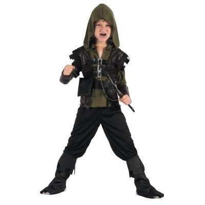 Costume enfant archer