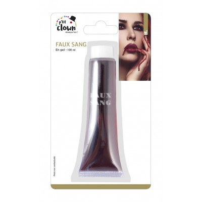 Faux-sang en gel - 100 ml